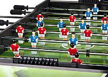 Настольный футбол Smart Football складной, игровой стол футбол - 121,5 x 67 x 82 см, кикер, фото 2