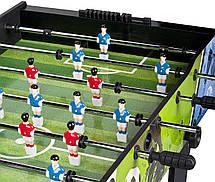 Настольный футбол Smart Football складной, игровой стол футбол - 121,5 x 67 x 82 см, кикер, фото 3