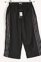 Бриджи шорты мужские в стиле Adidas 1019 Black Размеры М M
