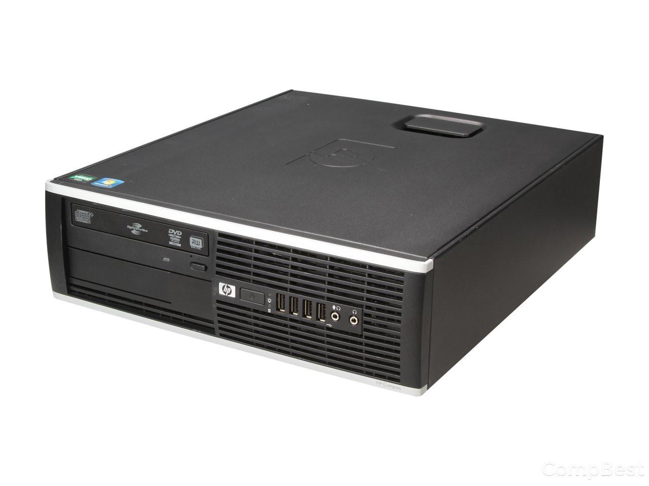 HP 6005 SFF / AMD Athlon X2 220 (2 ядра по 2.8 GHz) / 4GB DDR3 / 160GB HDD