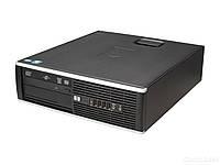 HP 6005 SFF / AMD Atlhon II X2 B24 (2 ядра по 3.0 GHz) / 4GB DDR3 / 160GB HDD