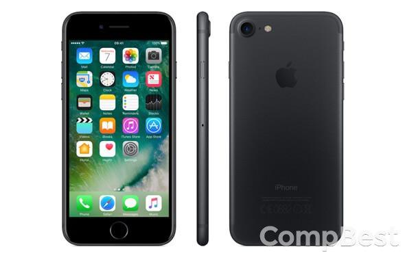 IPhone 7 / 32GB / black / гарантия 1 мес.