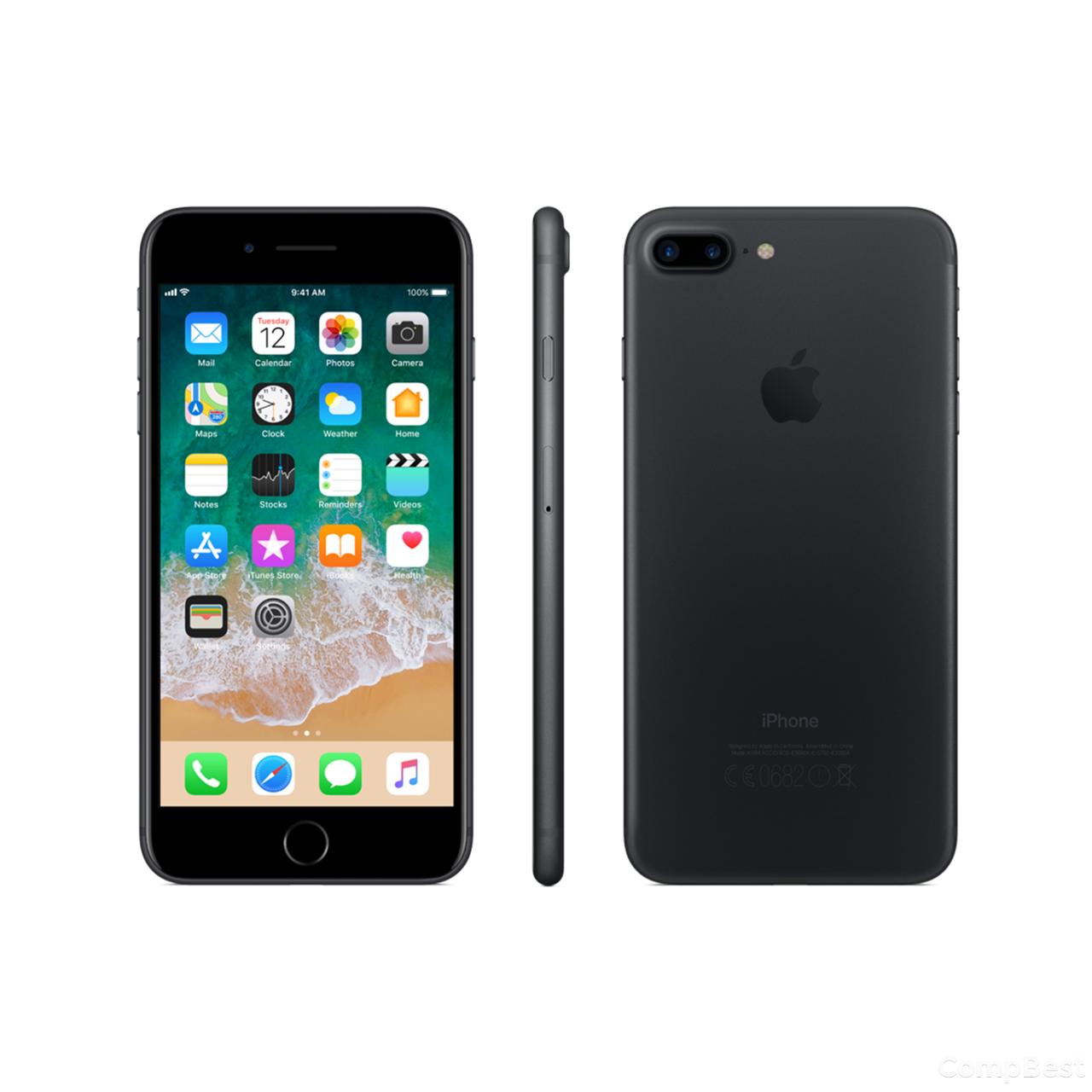 IPhone 7 Plus / 128GB / black / гарантия 1 мес.