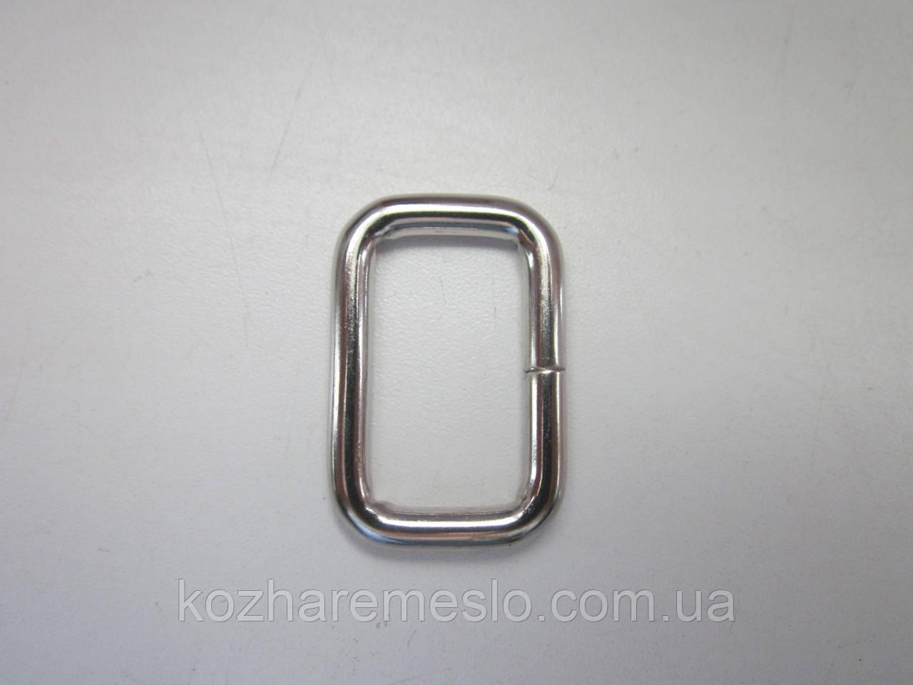 Рамка 4 х 25 х 20 никель