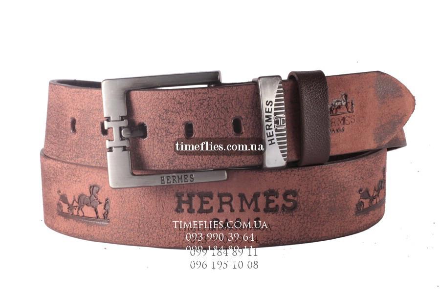596fdc0bf27b Кожаный Ремень Hermes №10 — в Категории