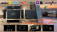 IPTV Приставка uClan Denys H.265