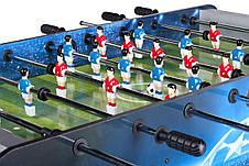 Настольный футбол Champions Football, игровой стол футбол - 122 x 61 x 82 см, кикер, фото 3