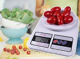Кухонные Весы SF - 400 до 10 кг + батарейки