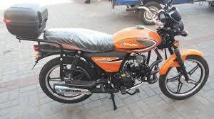 Мотоцикл Spark SP125С-2X, фото 3