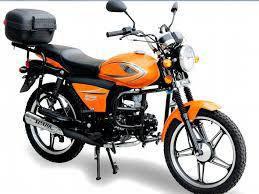 Мотоцикл Spark ЅР125С-2X