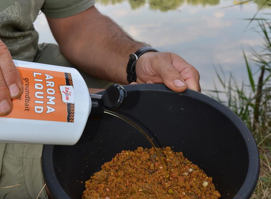 Корицу очень часто используют при ловле: карася, карпа, леща, плотвы и другой мирной рыбы.