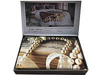 Комплект постельного белья тм Gellin Home евро размера Pearl, фото 1