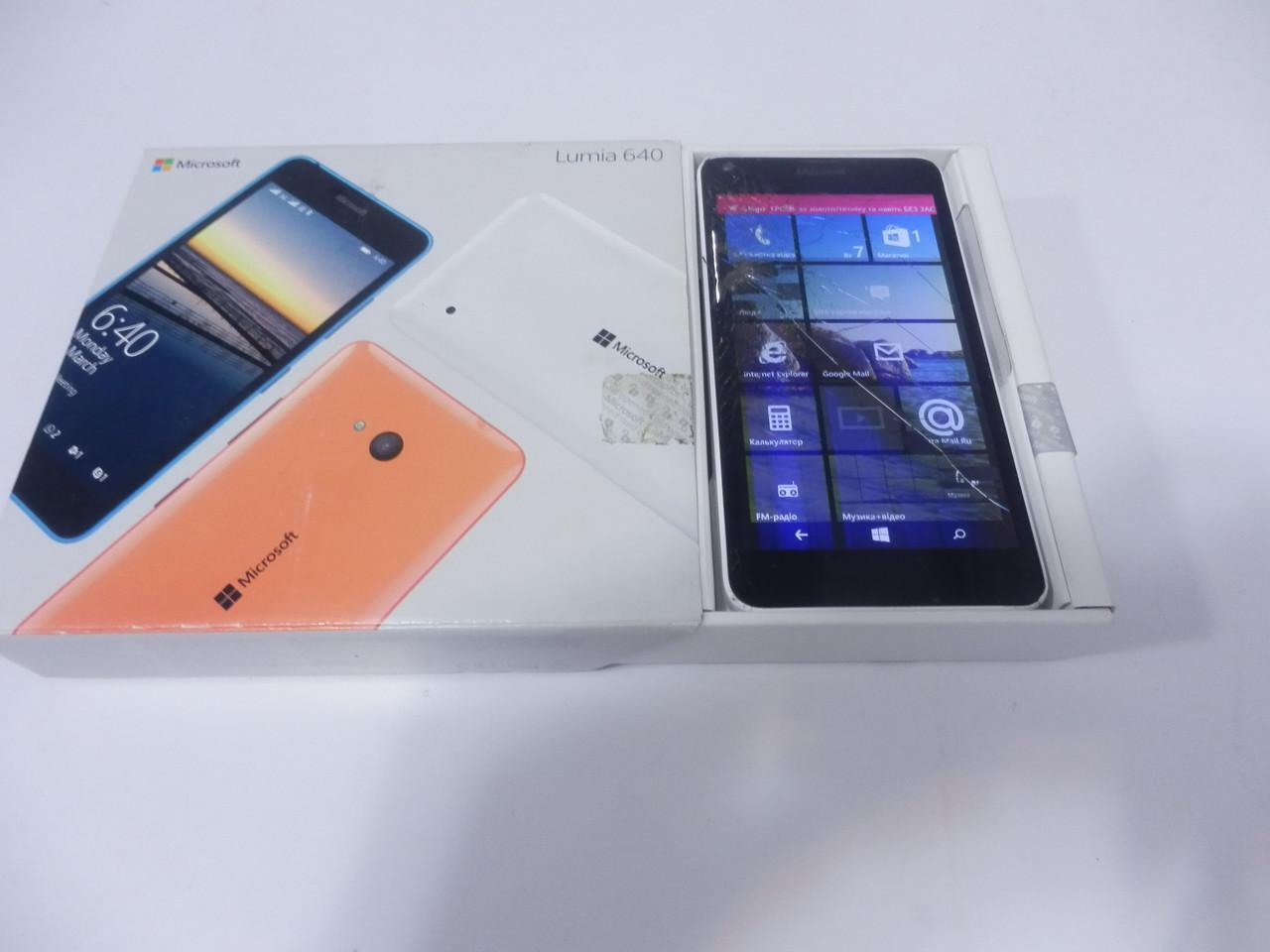 Мобильный телефон Microsoft Lumia 640 (rm-1077) №4216
