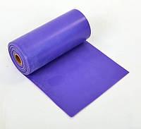 Лента для пилатеса (лента сопротивления) 5,5м*0,45мм FI-6256-5,5V фиолетовая
