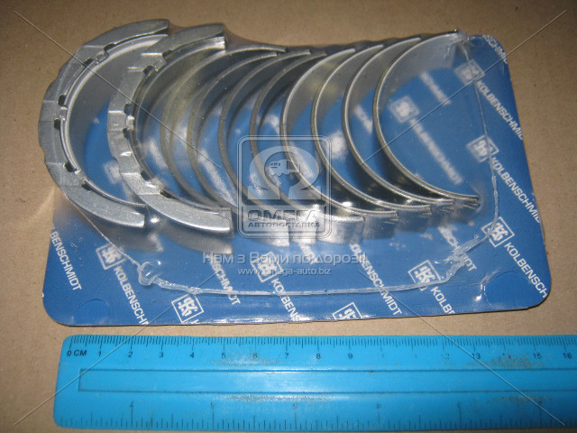 Вкладиші корінні 1.8 MB/2.1 CDi OM651 SPUTTER 06- (пр-во KS) 77973610