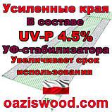 Агроволокно р-23g 6.35*200м біле UV-P 4.5% Premium-Agro Польща посилені краю, фото 2