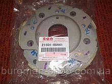 Плата сцепления на 5 колодок 400К7 Suzuki Burgman SkyWave 21501-05H41