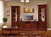 Модульная система для гостиной «Лацио» Мир Мебели РКММ