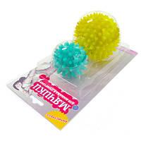 Мячики масажные 2 шт