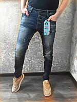 Женские джинсы бойфренды батал Турция