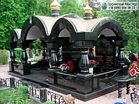 Склеп на кладбище № 2