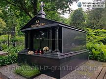 Склеп на кладбище № 6