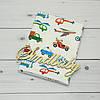 Пеленка байковая (фланелевая) для новорожденных - 06, фото 3