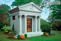 Склеп на кладбище № 7