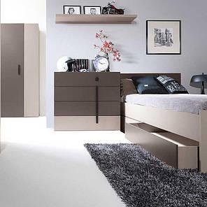 Нікко ліжко 90 (КАРКАС) ГЕРБОР, фото 2