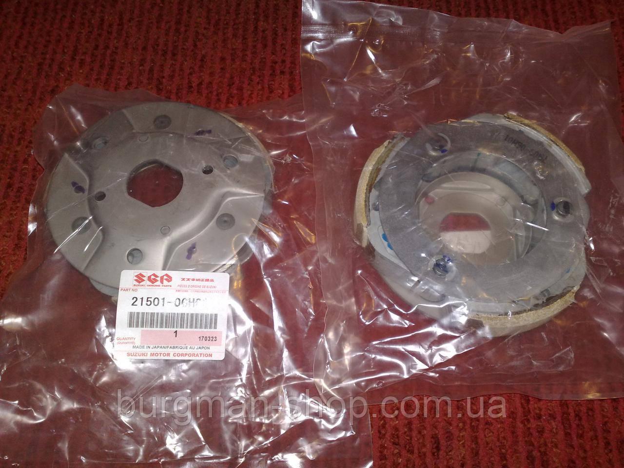 Плата сцепления на 3 колодки 250К7-K8/MK7 Suzuki Burgman SkyWave 21501-06H01