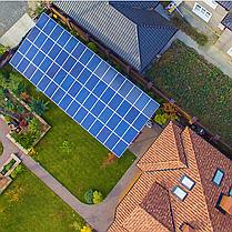 """Сонячна електростанція 30kW під """"Зелений тариф"""", комплект преміум, фото 2"""