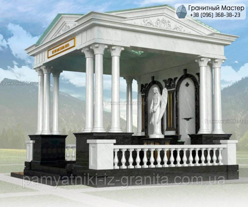 Склеп на цвинтарі № 30