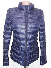 """""""Яблоко""""-демисезонная куртка 814 синий"""