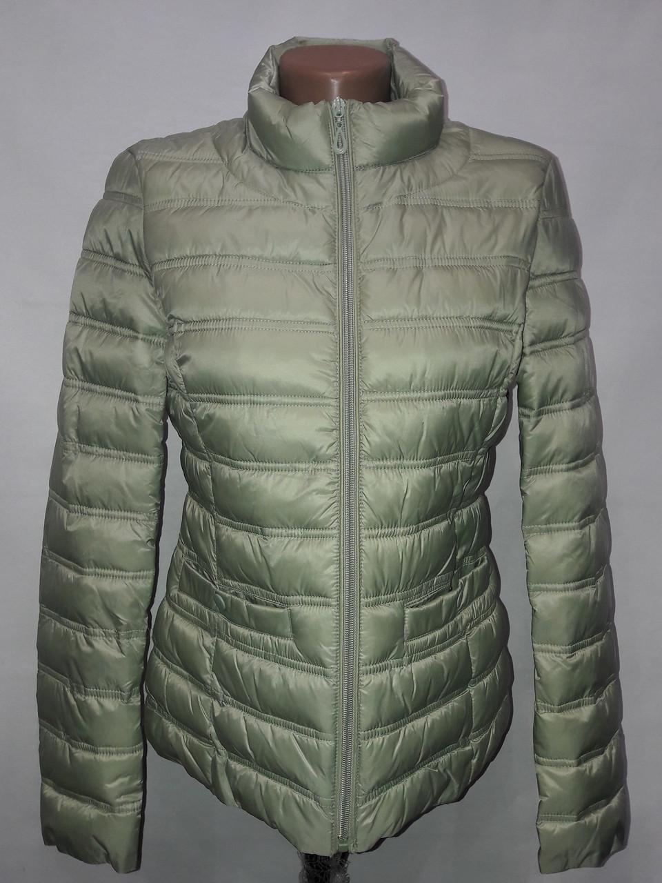 """""""Яблоко""""-демисезонная куртка 814 оливка"""