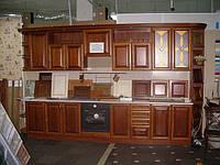 готовая кухня с фасадами Drewpol (черешня) натуральное дерево - 18900грн фото 81