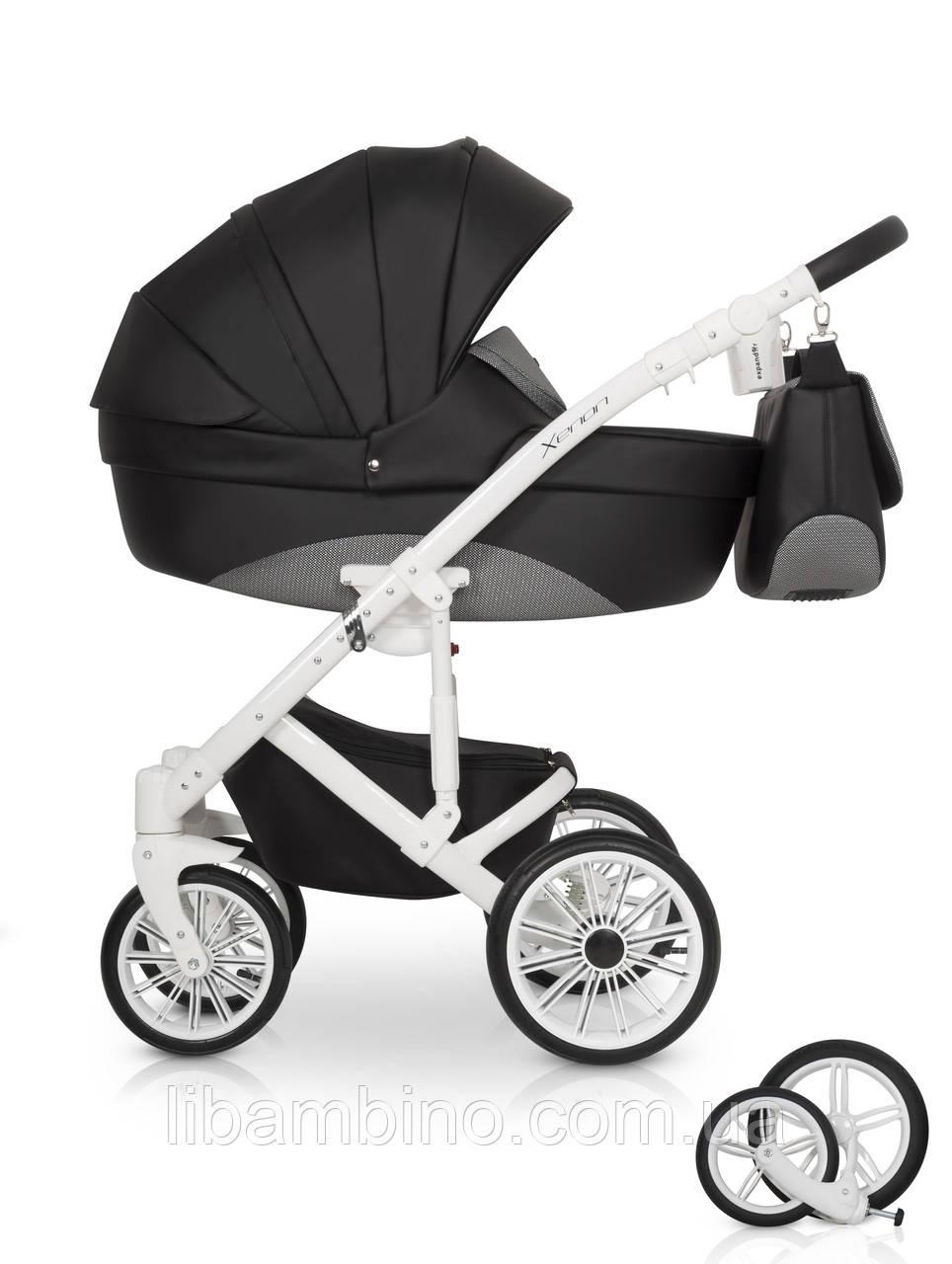 Дитяча універсальна коляска 2 в 1 Expander Xenon 04 Carbon