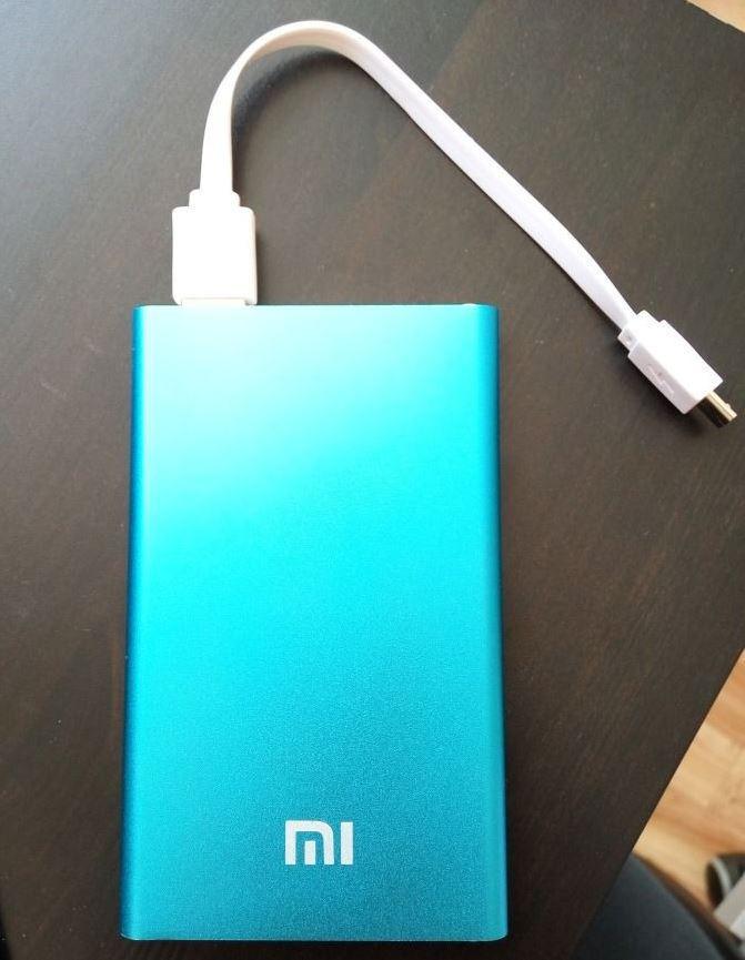 Внешнее портативное зарядное устройство Power Bank Xiaomi Mi 8800 mAh