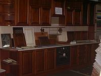 деревянная кухня из массива черешни 18900грн фото 82
