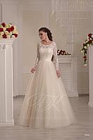 Свадебное платье модель № 1566