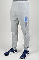 Спортивные брюки манжет Nike Neymar 4722 Серые