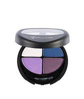 Тени для век Quartet Eyeshadow Flormar 411 Purple Look
