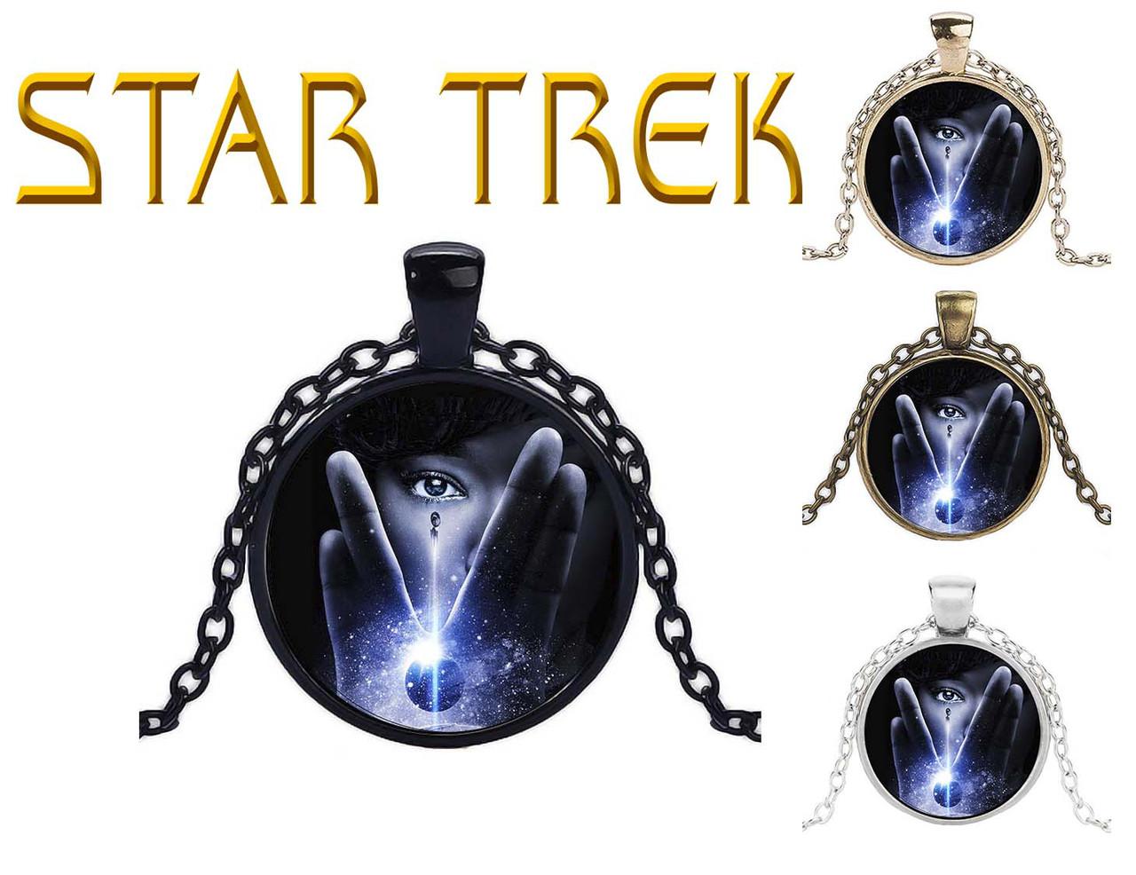 Кулон Star Trek Звездный Путь Дискавери