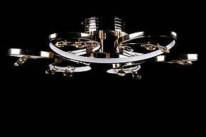 ЛЮСТРА  LMD9090/6S LED (FGD), фото 2