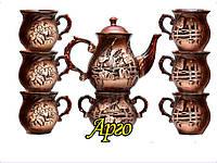 """Чайный сервиз 8 предметов Арго """"Торский"""""""