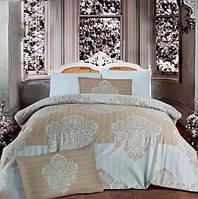 Комплект постельного белья из сатина (семейный размер)