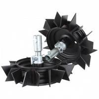 12-дюймовыестальные колеса с набором удлинителей для Handy 500, Lilli, TX, MGR, HDG,