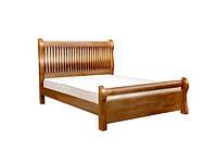 Ліжко односпальне в спальню/дитячу Арго 90*200 Єлісєєвські меблі