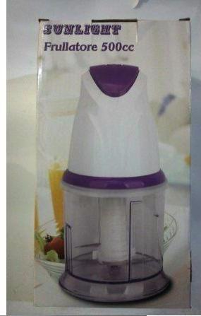 Миникомбайн SUNLIGHT измельчитель блендер с чашей