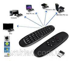 Універсальний пульт управління 2 в 1 (миша)+ клавіатура Air Mouse 2,4 G