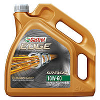 Моторное масло Castrol Edge 10W-60 Supercar 4L